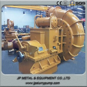 500WN Dredge di-pump