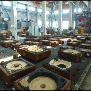 Reasonable price for A05 Material Foundry  for Madagascar Importers