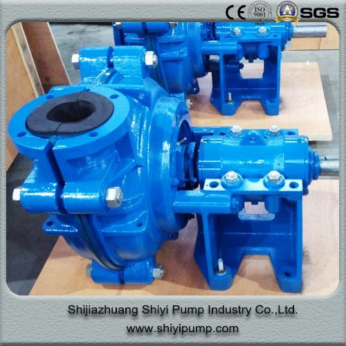 Reasonable price for AHR Rubber Lined Slurry Pump  for Johannesburg Factory