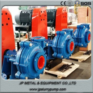 AH Metal captusite Slurry Pump