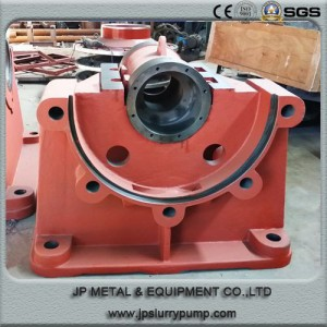 Slurry pump pedestal (support) Picture Show
