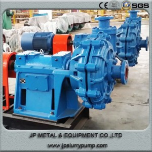 ZGB Performance High Slurry Pump