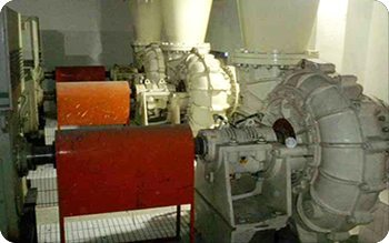FGD Pump i Power Plant