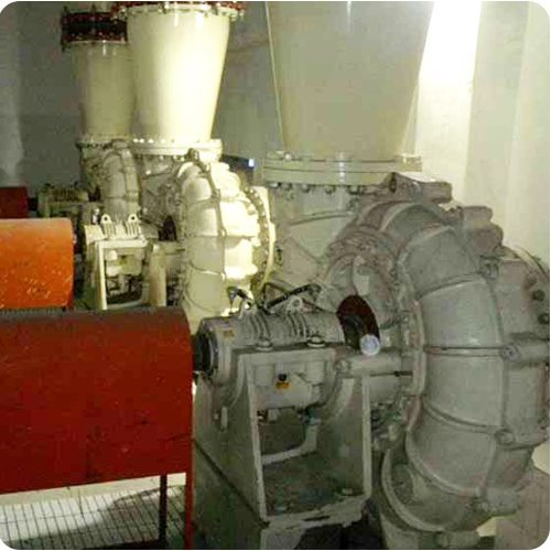 FGD Pump in Power Plant