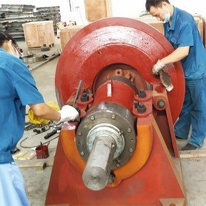 Slurry Pump Assemblying Picture Show